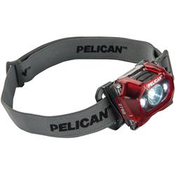 Pelican LED Headlamp - RED