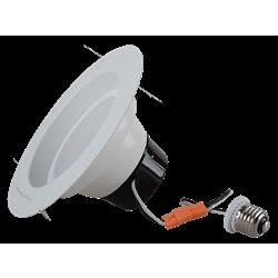 """LED Down Light - 6"""", 10 Watt, 750 Lumens, 3000K - Dimmable"""