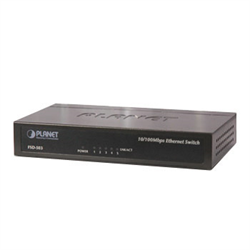 Switch - 5 Port 10/100 Ethernet Switch